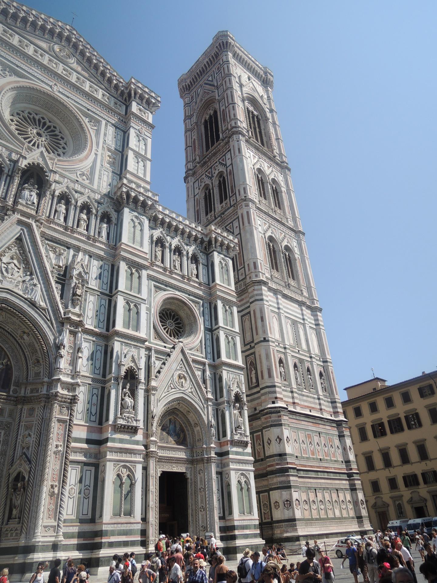 Duomo met campanile