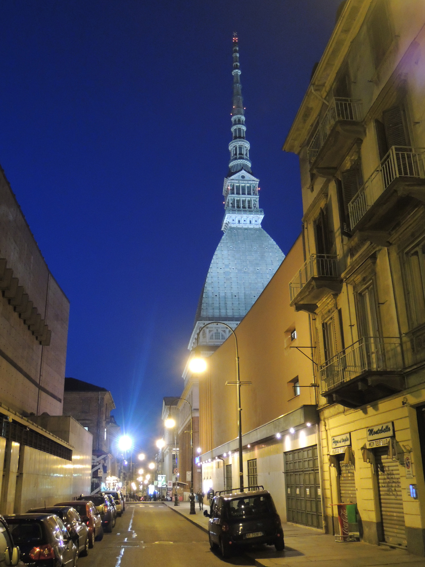 Mole Antonelliana by night