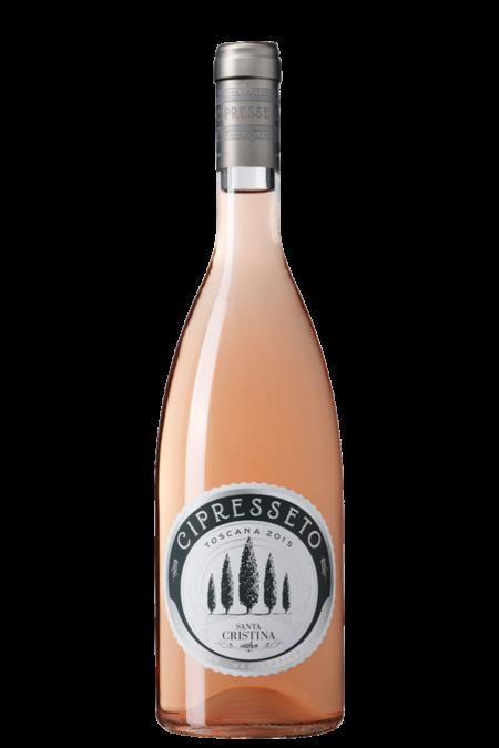 Cipresseto rosé Santa Cristina Antinori