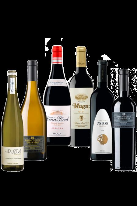 wijnpakket San Sebastian deluxe